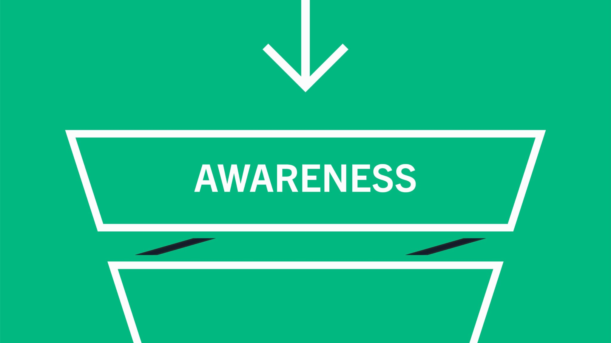 awareness stage of the marketing funnel