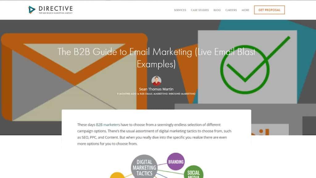 B2B Marketing Examples