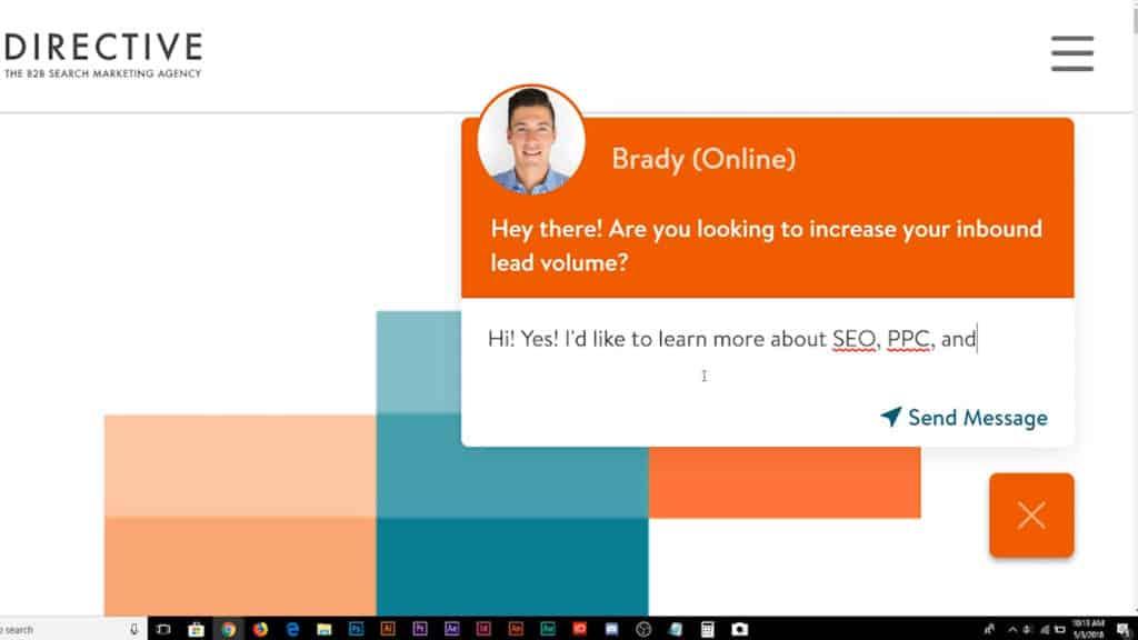 B2B interactive marketing
