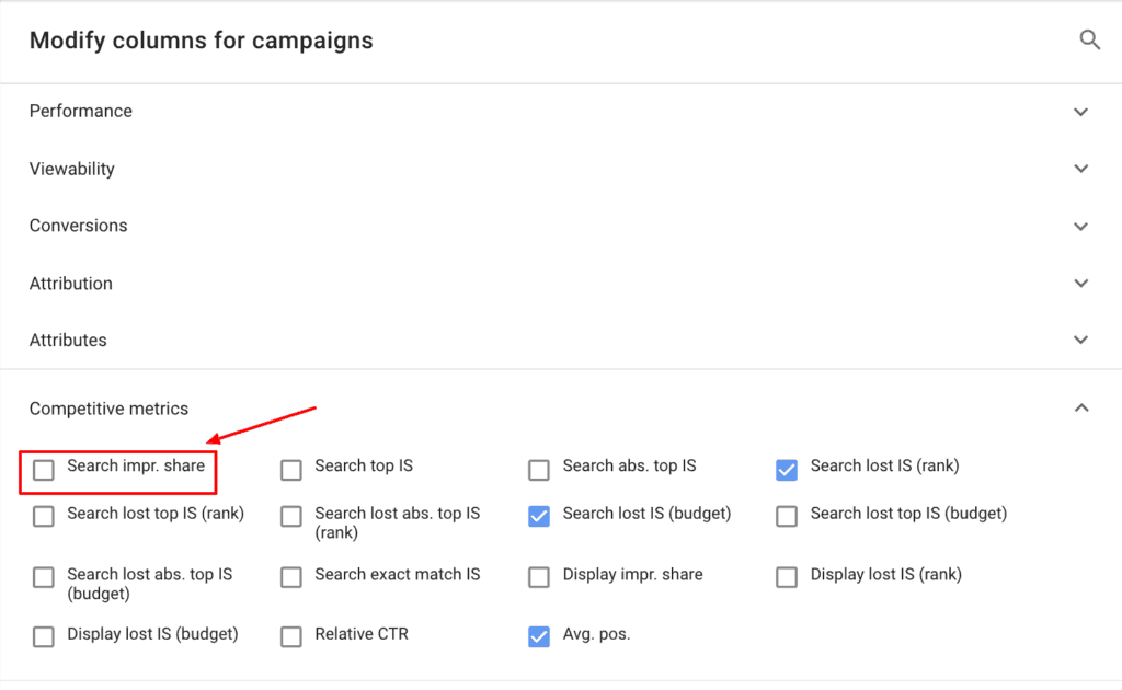 Another example of using Search Impression Share to improve PPC optimizations.