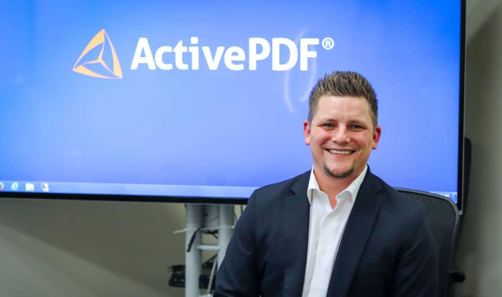 Global Marketing Director of Active PDF.