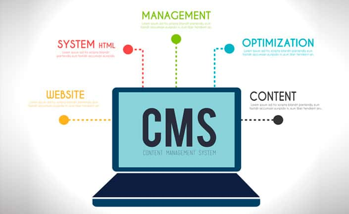 Content management systems allow you to manage content and optimize your website.