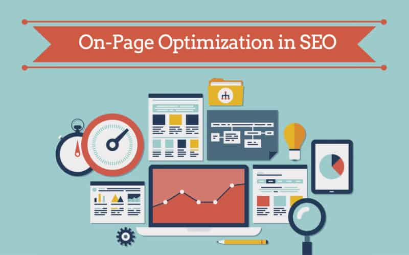 On page optimization is another valuable SEO strategy.