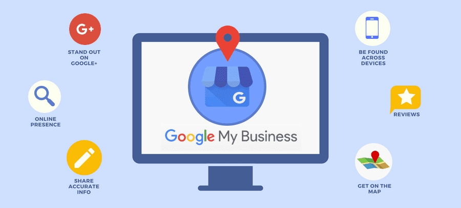 Build positive SEO reputation management by updating Google My Business regularly.
