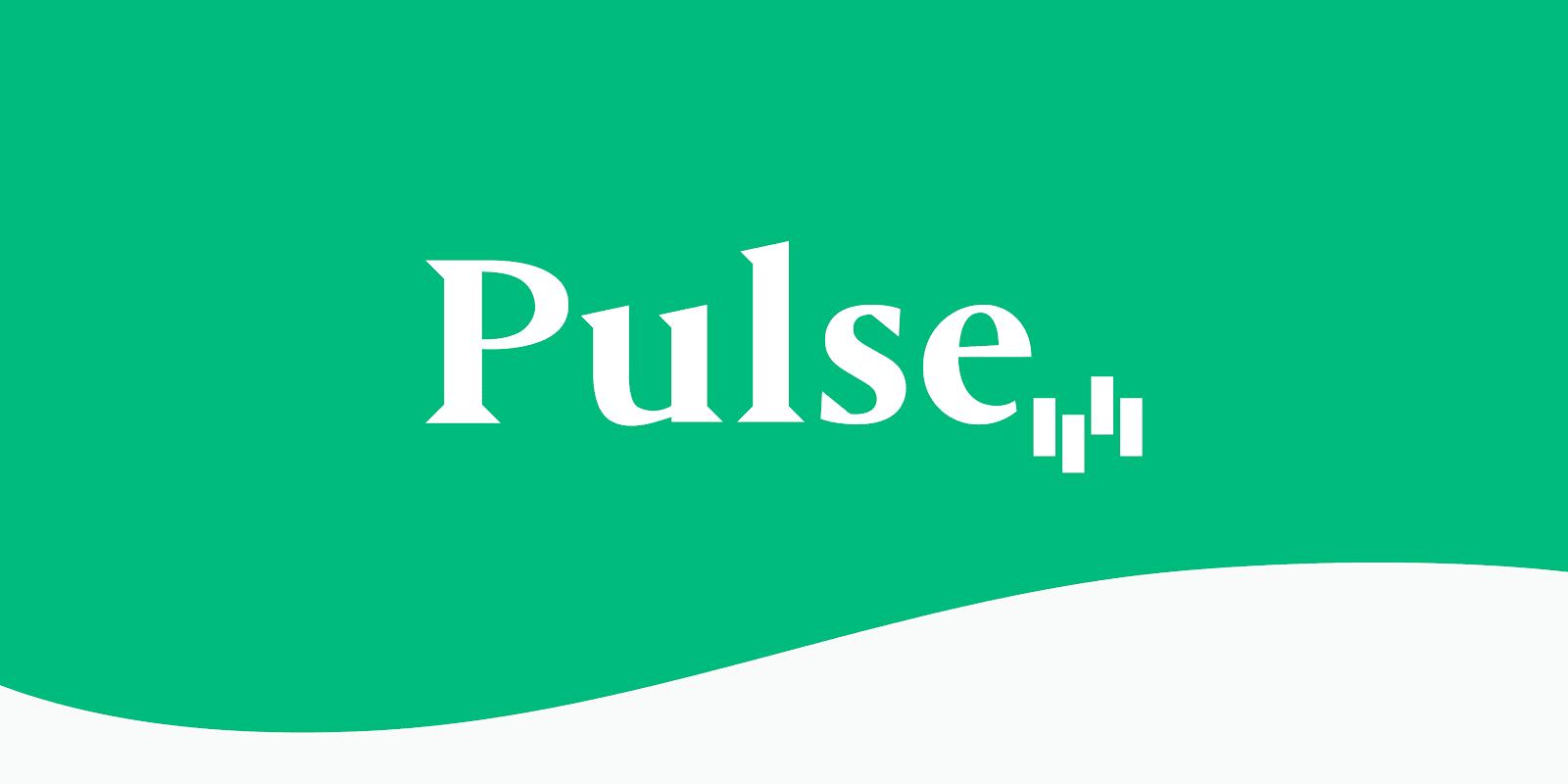 Graphic of new database platform, Pulse.