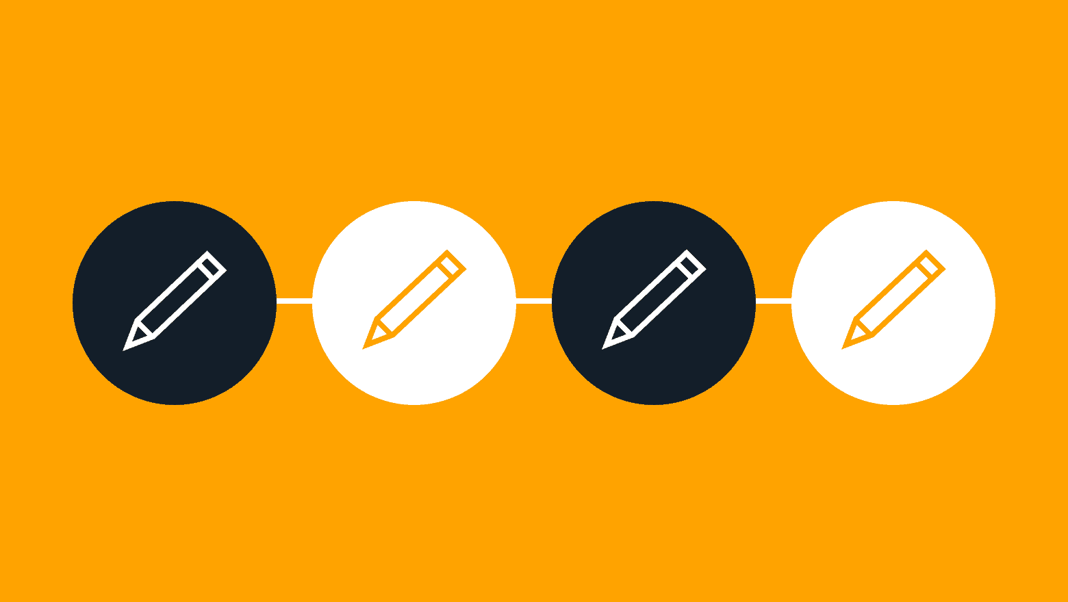 how to write a content plan icon
