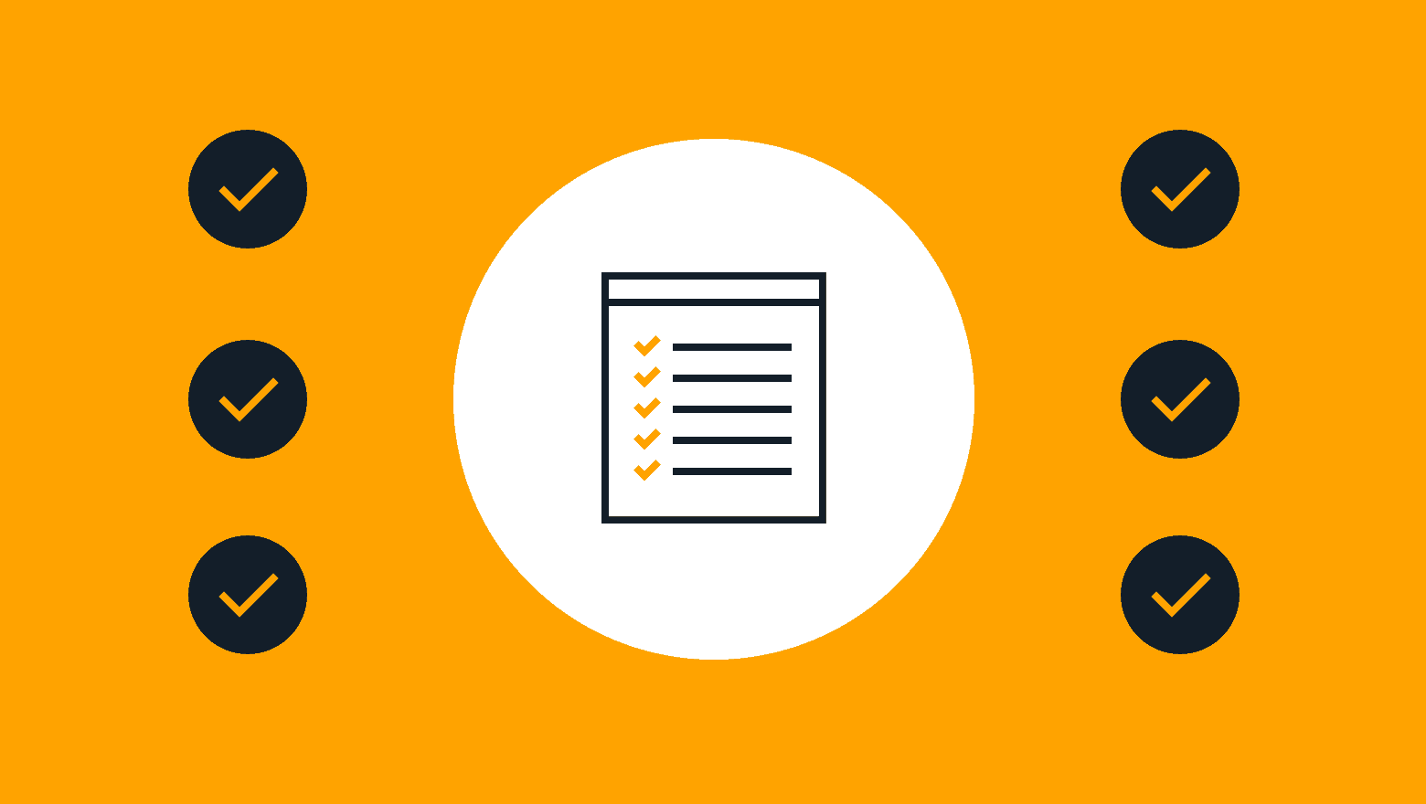 on page seo checklist icon