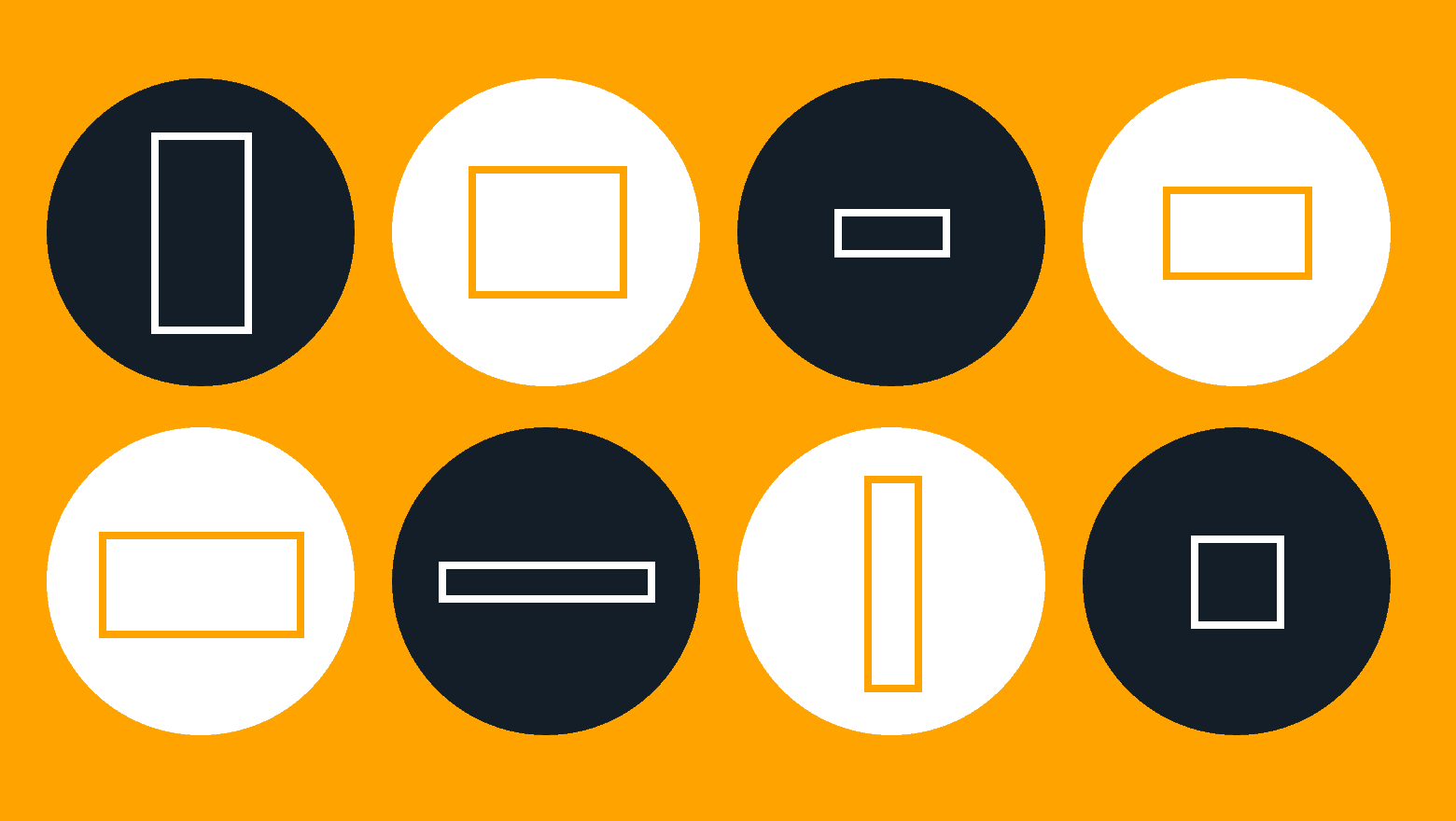 top display ad sizes icon