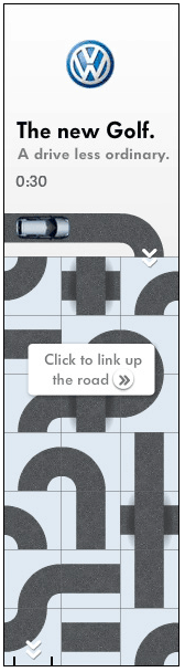 display ad example automotive