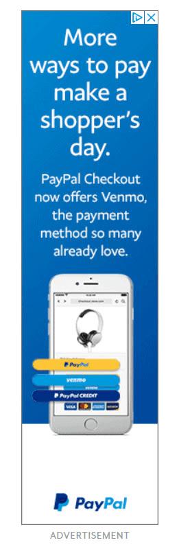 display ad example finance