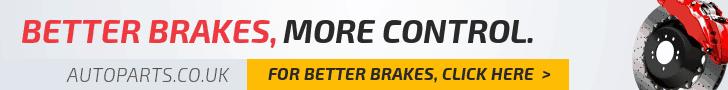 brakes display ad