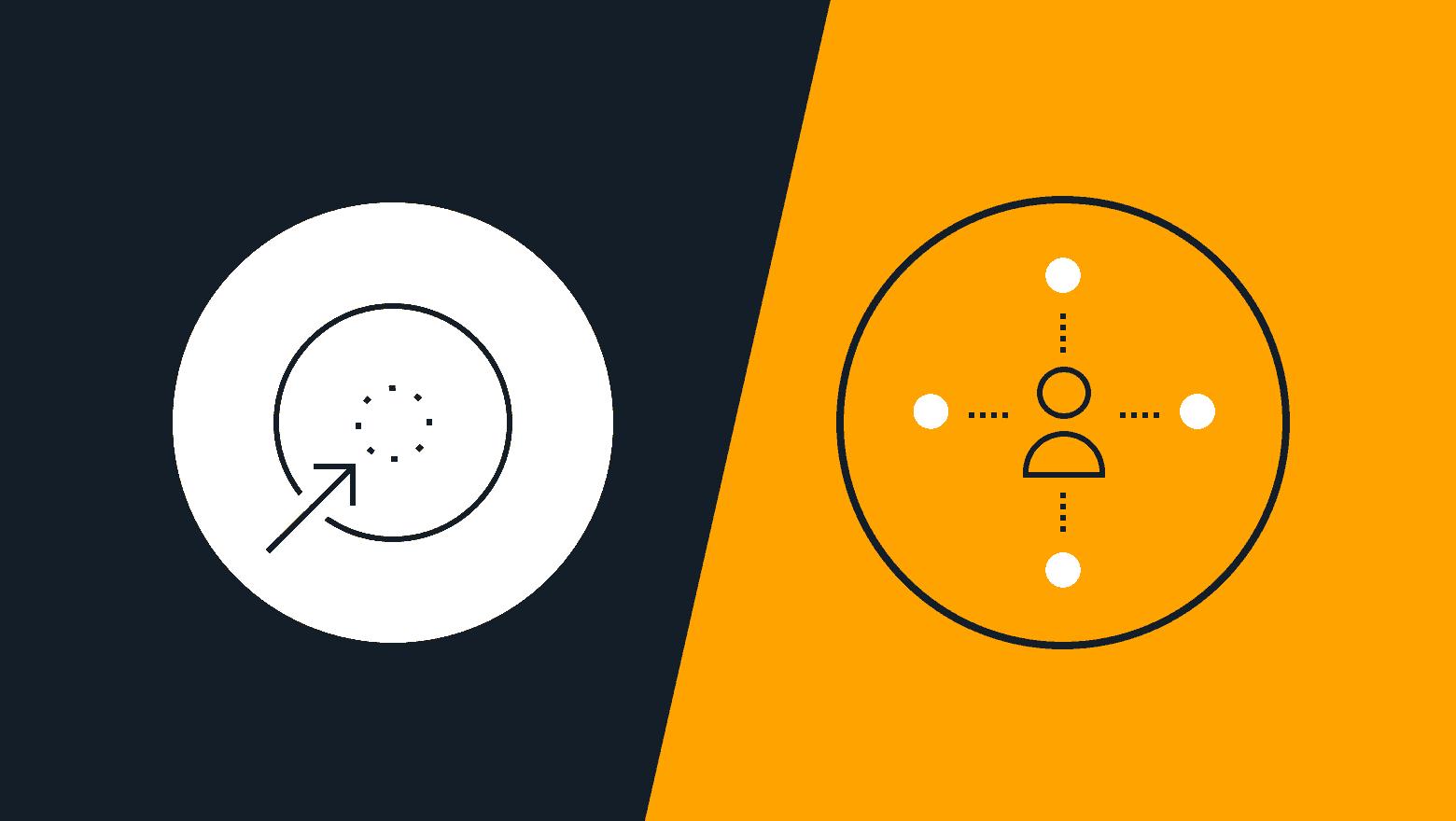 cpc vs cpa icon