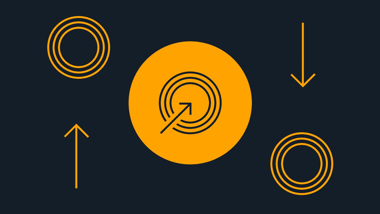 seo keyword strategy icon
