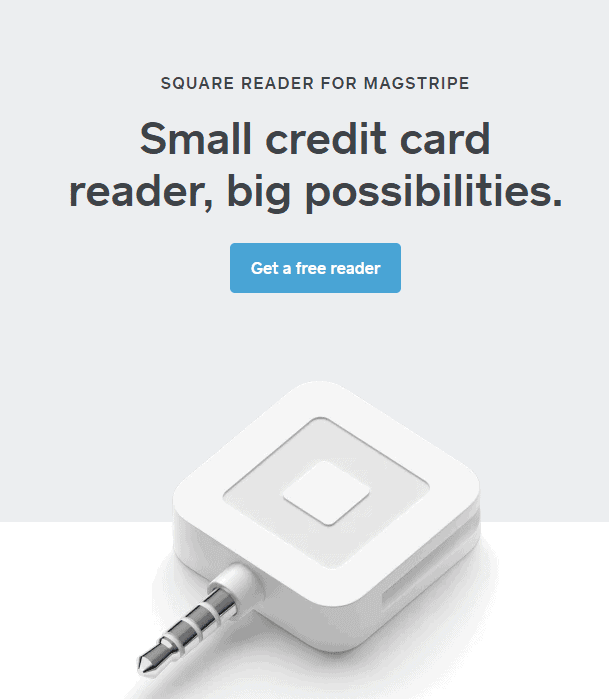 get a free reader cta example