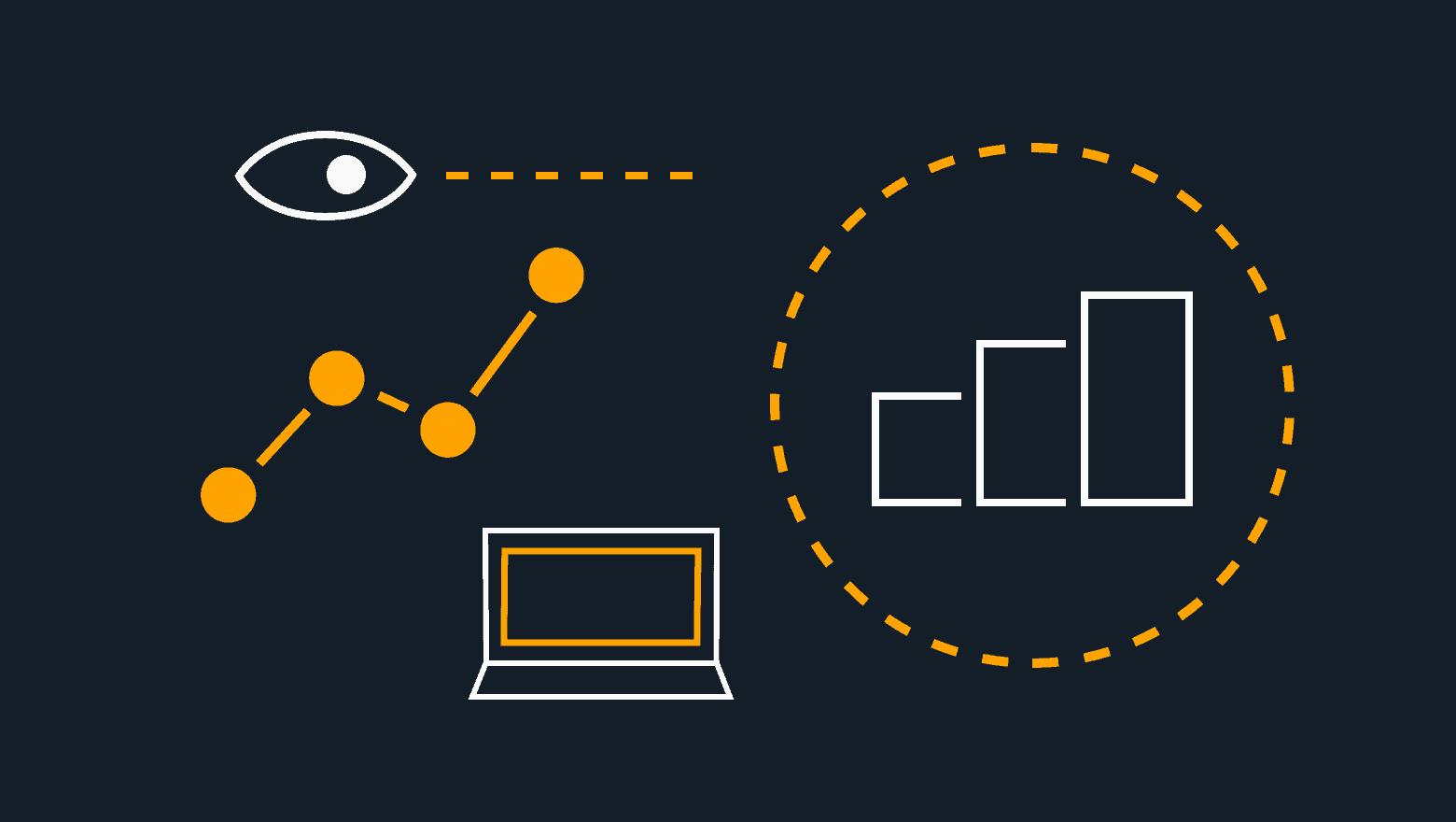 SEO metrics icon
