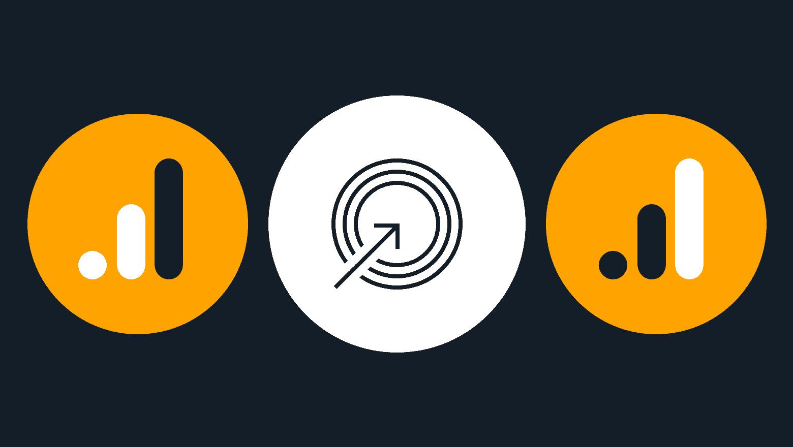 google analytics goals examples icon