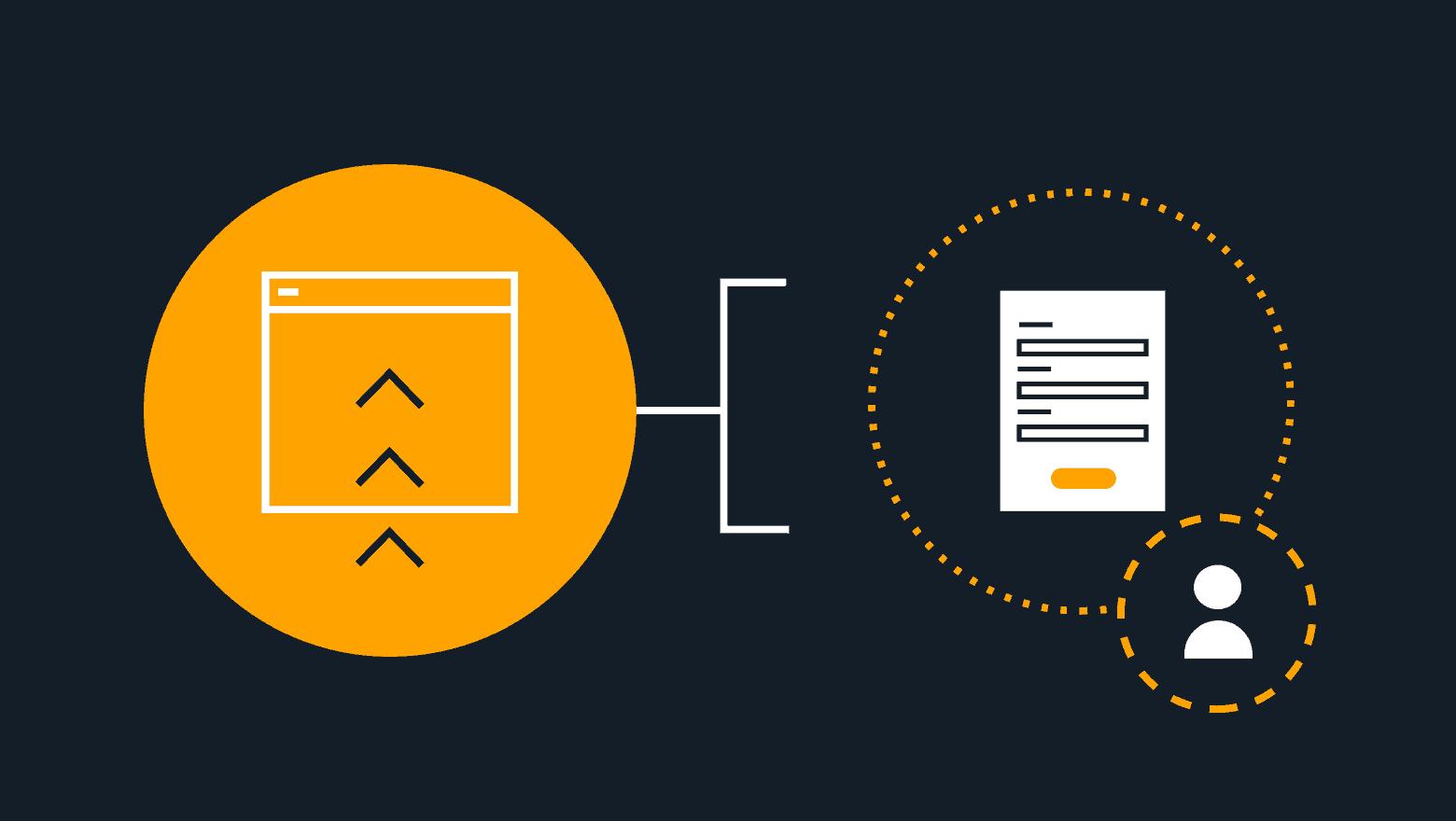 conversion web design icon