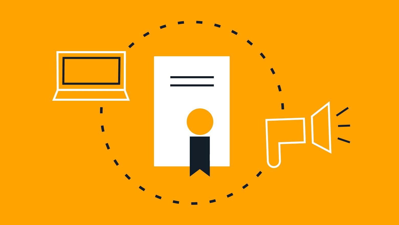 digital marketing certification icon