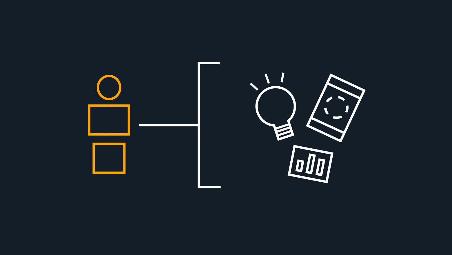 digital marketing experience icon